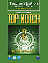 Top Notch 2A & 2B teacher book