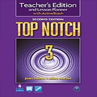 top notch 3 teacher book